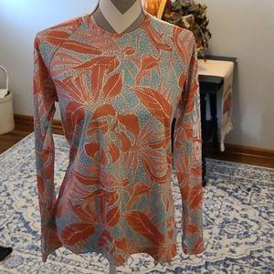 Columbia sz med omnishade shirt